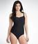 Panache-Black-Anya-Underwire-One-Piece-Swim-Suit-Size-US-34FF miniature 1