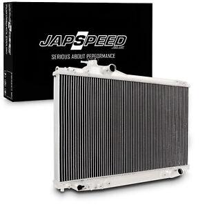 Aleacion-de-Aluminio-japspeed-Lexus-IS200-alto-caudal-Race-Sport-Motor-Radiador-Rad
