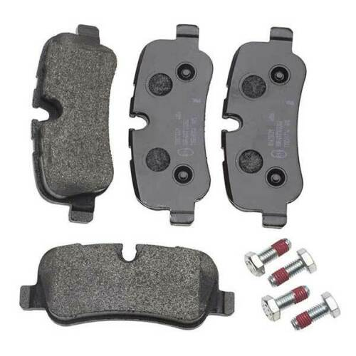 Land Rover Discovery 07.2004-On Eicher Rear Brake Pads Set Lucas Braking System