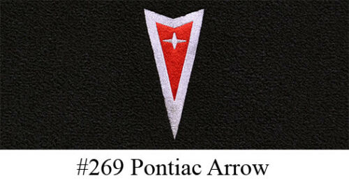 4pc 1971-1973 Pontiac Grandville Floor Mats Loop