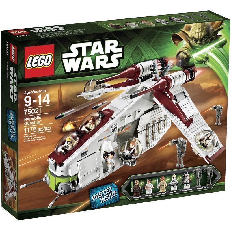 Nouveau Lego 75021 Star Wars Republic  Destroyer  magasin en ligne