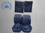 Seat Covers for the Front Seat Mercedes Sl R W107, SLC Blue to Built 84