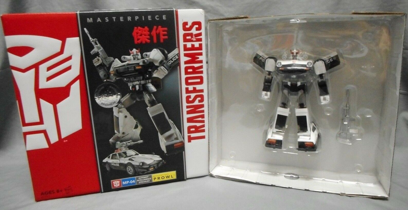 Transformers Masterpiece MP-04 Autobot acecho Juguetes R Us Exclusive Hasbro