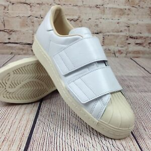 factory price 8758c 0b8ca Details about Adidas Women's ORIGINALS SUPERSTAR 80S CF W Size 9 Sneakers  Tennis Shoes