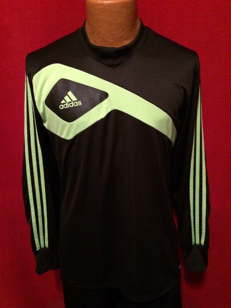 ADIDAS CLIMACOOL ανδρικό μαύρο πουκάμισο ποδοσφαίρου μΡγέθους M