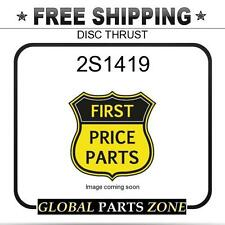 2S1419 - DISC THRUST 2K3569 2P2884 7G0891 7T3137 8E8299 fits Caterpillar (CAT)