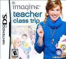 Nintendo DS Imagine Teacher Class Trip New