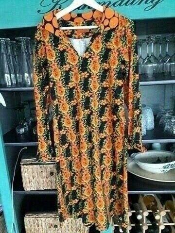 Anden kjole, Margot, str. XXXL