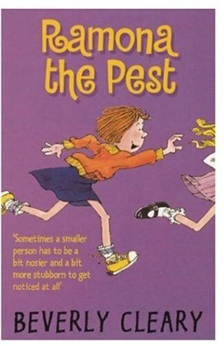Ramona the Pest By Beverly Cleary. 9780192750976