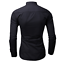 Cotton-Men-039-s-Daily-Wear-Casual-Shirt-Slim-Long-Sleeve-Tops-Fashion-Blouse-Shirts thumbnail 6