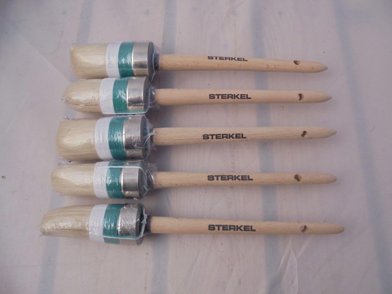 5 tlg. tlg. tlg. Profi Set Sterkel Ringpinsel Pinsel   Exquisite (mittlere) Verarbeitung  457b6e