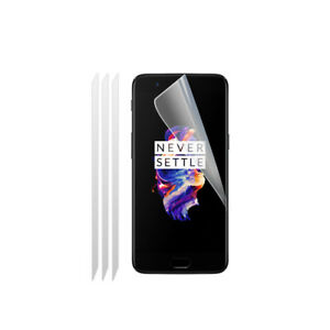sale retailer a13a2 42447 Details about Full Cover Face Curved Anti-Scratch LCD Screen Protector  Guard Film ONEPLUS 5