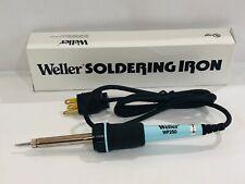 Weller Wp25d 25 Watts 220v 750f Soldering Iron 18 In Dia Tip 6 Ft Long Cord