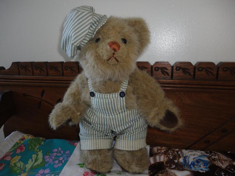 Original Canadian Bear The DANYCHUKS Artist Norrene Danychuk 12  RARE w Tag