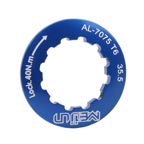 Details about  /Durable Mountain Bike Flywheel Lock Cover Lock Ring Parts Tool HS