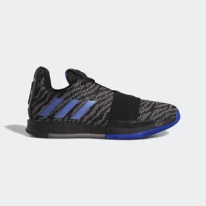 Adidas [] G26811 endurece volumen 3 Hombre Mujer Running Zapatos Tenis Negro