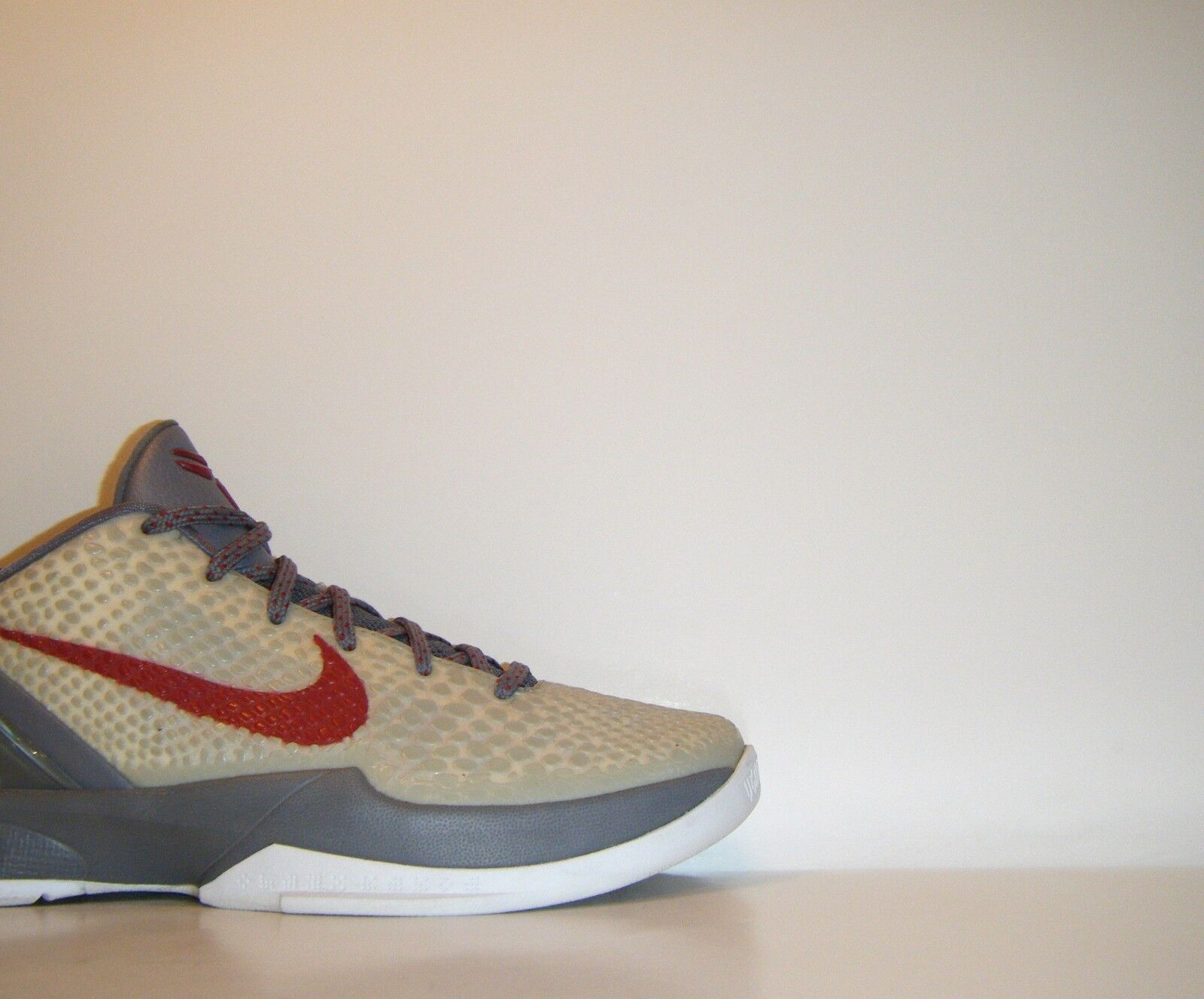 2011 Nike Zoom Kobe VI 6 Lower Merion Aces PE Promo Sample Sz 7.5 Prelude Grinch