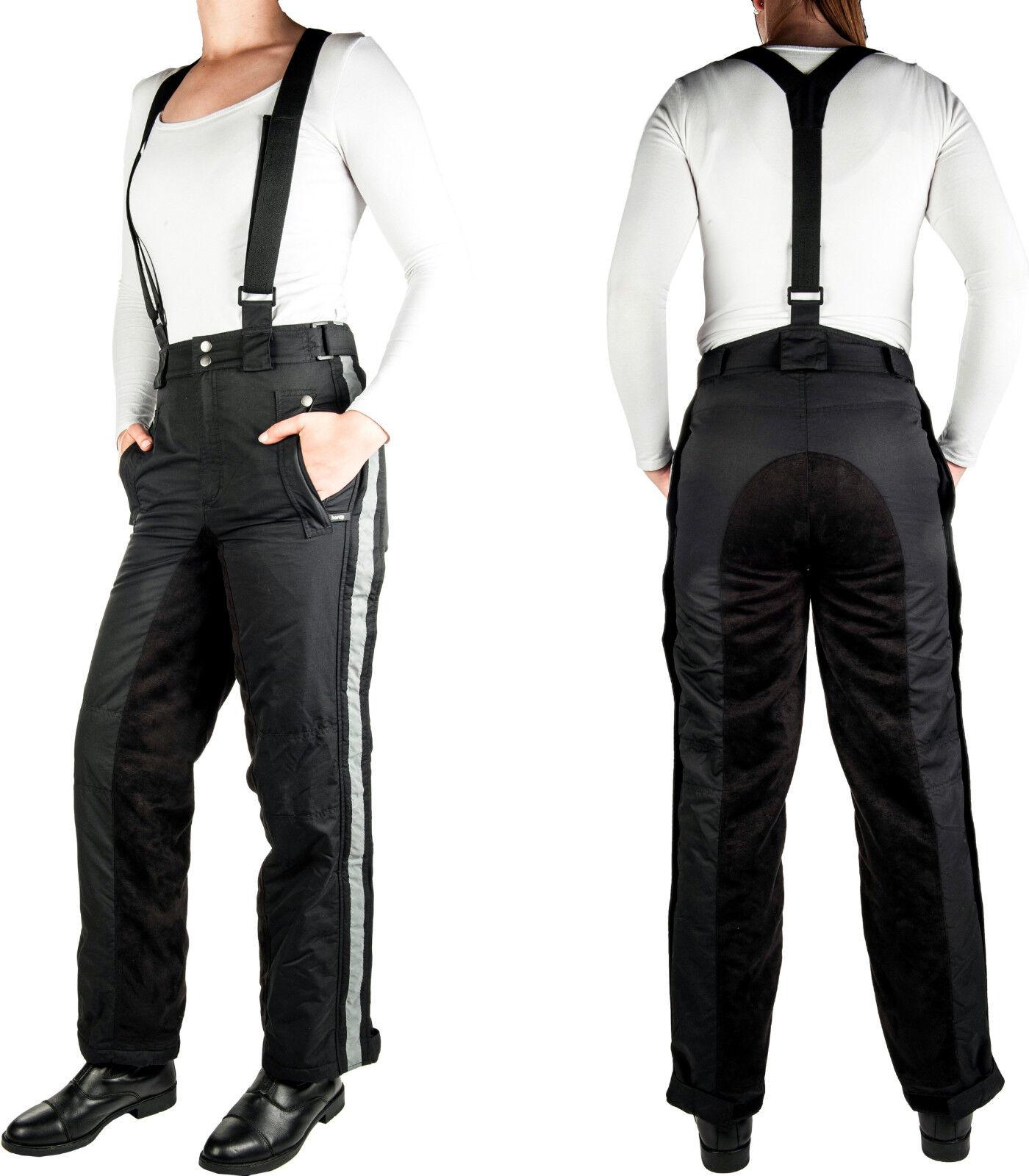 HKM Invierno  Termo Pantalones Montar Edmonton (8008)  popular