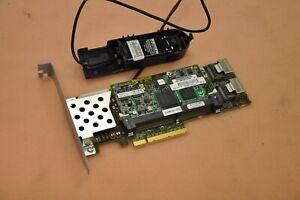 HP Smart Array P410/1GB FBWC PCIe Raid Card with Super Cap Battery 572532-B21