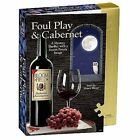 Bepuzzled Foul Play and Cabernet Classic Mystery Jigsaws 1000 Piece