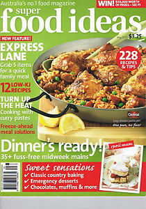 SUPER FOOD IDEAS - Issue 81 - May 2007