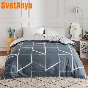 100-Cotton-Duvet-cover-Comforter-Quilt-Blanket-case-with-Zipper-200cm-200cm