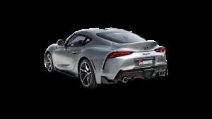Akrapovic Titanium Exhaust For 2020 Toyota Supra Gr S Ty T 1h Ebay