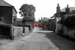 PHOTO-1951-WICK-LANE-CHRISTCHURCH-HAMPSHIRE-WICK-LANE-JOINS-THE-FERRY-STAITHE-T