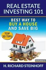 Real Estate Investing 101 : Best Way to Buy a House and Save Big (Top 20...
