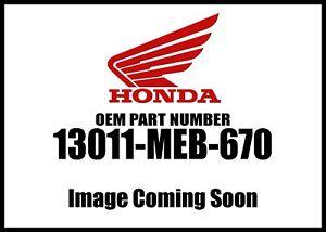 Honda 2002-2017 CR Piston Ring Set 13011-MEB-670 New OEM