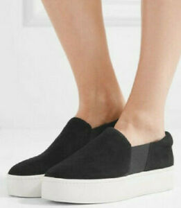 Platform Suede Sneakers Sz 6