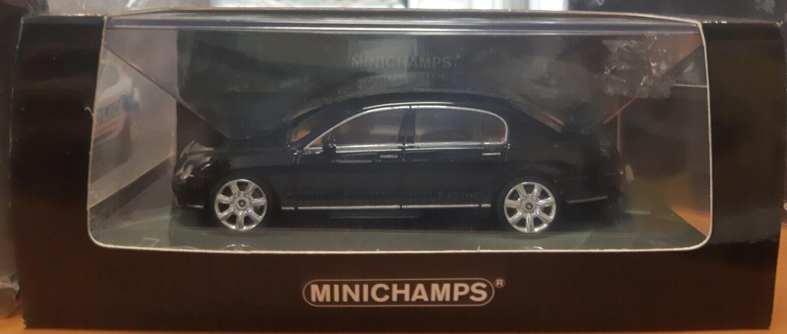 sconti e altro Minichamps Bentley Continental Flying Spur 1 43 43 43  in vendita