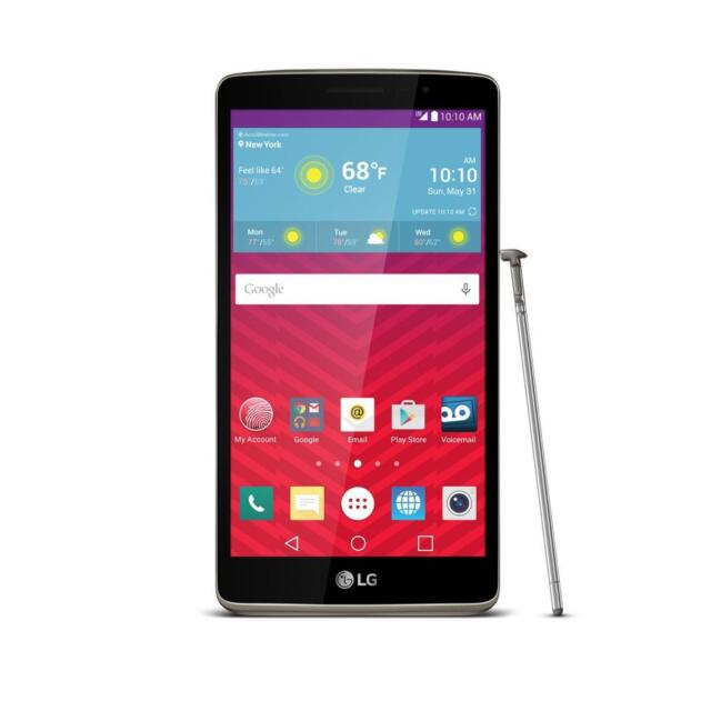 """LG G Stylo LTE Android 5.7"""" Smartphone works with Virgin Mobile - NEW"""