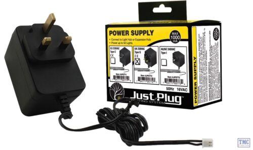 UK JP5772 Woodland Scenics Just Plug Lighting System Power Supply