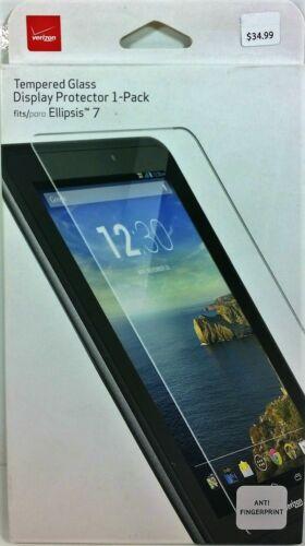 10 Pack Original Verizon Tempered Glass Screen Protector for Verizon Ellipsis 7