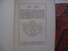 Poems Poetry Louisville Kentucky Poet An Ode Madison Cawein Gloucester Mass 1908
