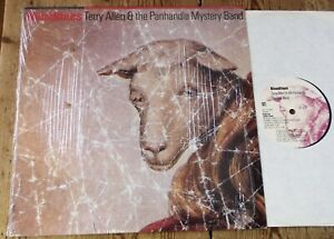 Terry Allen & The Panhandle Mystery Band : Bloodlines - US Fate LP 1983 - Lyrics