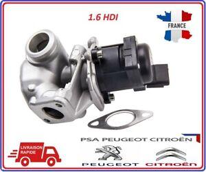 Vanne-EGR-1-6-HDI-PEUGEOT-206-207-307-308-407-PARTNER-EXPERT-joints