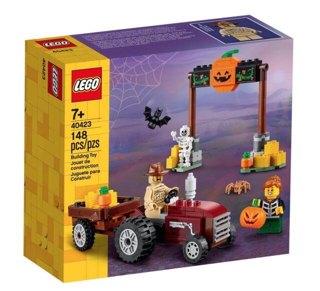 Lego Seasonal - Halloween Hayride - 40423 -  Halloween - BNISB - AU