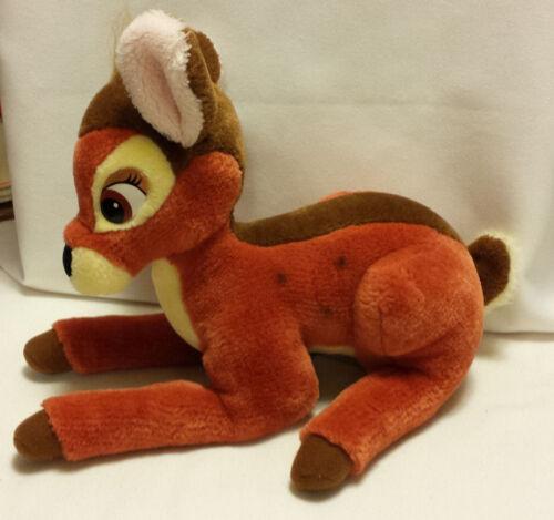 "Disney World Bambi Plush 10x12"" Stuffed Animal Deer Plush"