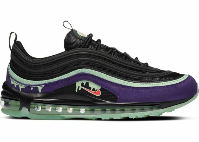 Size 13 - Nike Air Max 97 Halloween Slime 2020