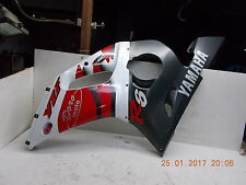 carena laterale sinistra originale per yamaha yzf r6 600 1999 2000 2001