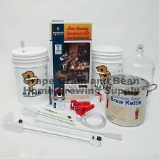 Brewers BEAST Home Brewing Equipment Kit, Beer Making Equipment Kit