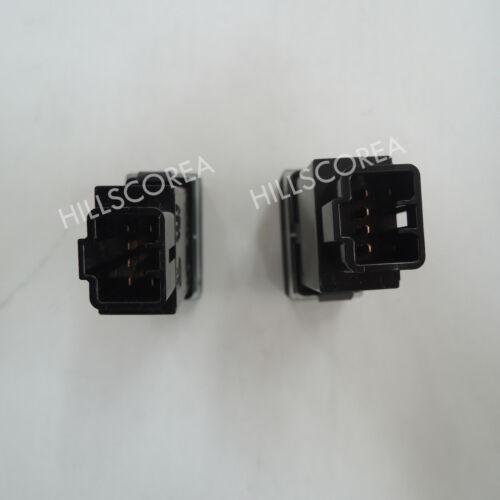 HYUNDAI TERRACAN 2001-2004 2005 2006 2007 OEM Front Seat Heated Switch 2pcs Set