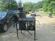Landa Hot Water Pressure Washer Natural Gas Heat 460v 3000psi Baldor Eng4 3002ic