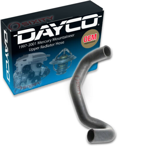 Engine op Dayco Upper Radiator Hose for 1997-2001 Mercury Mountaineer 5.0L V8
