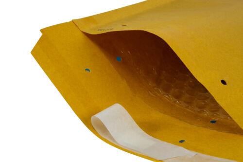 300x H//8 LUFTPOLSTERTASCHEN Versandtaschen Luftpolsterumschläge Luftpolster NEU