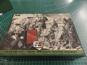 Britain-17461-WWII-505th-Parachute-Infantry-Regiment-034-Seize-the-Day-034-NEW