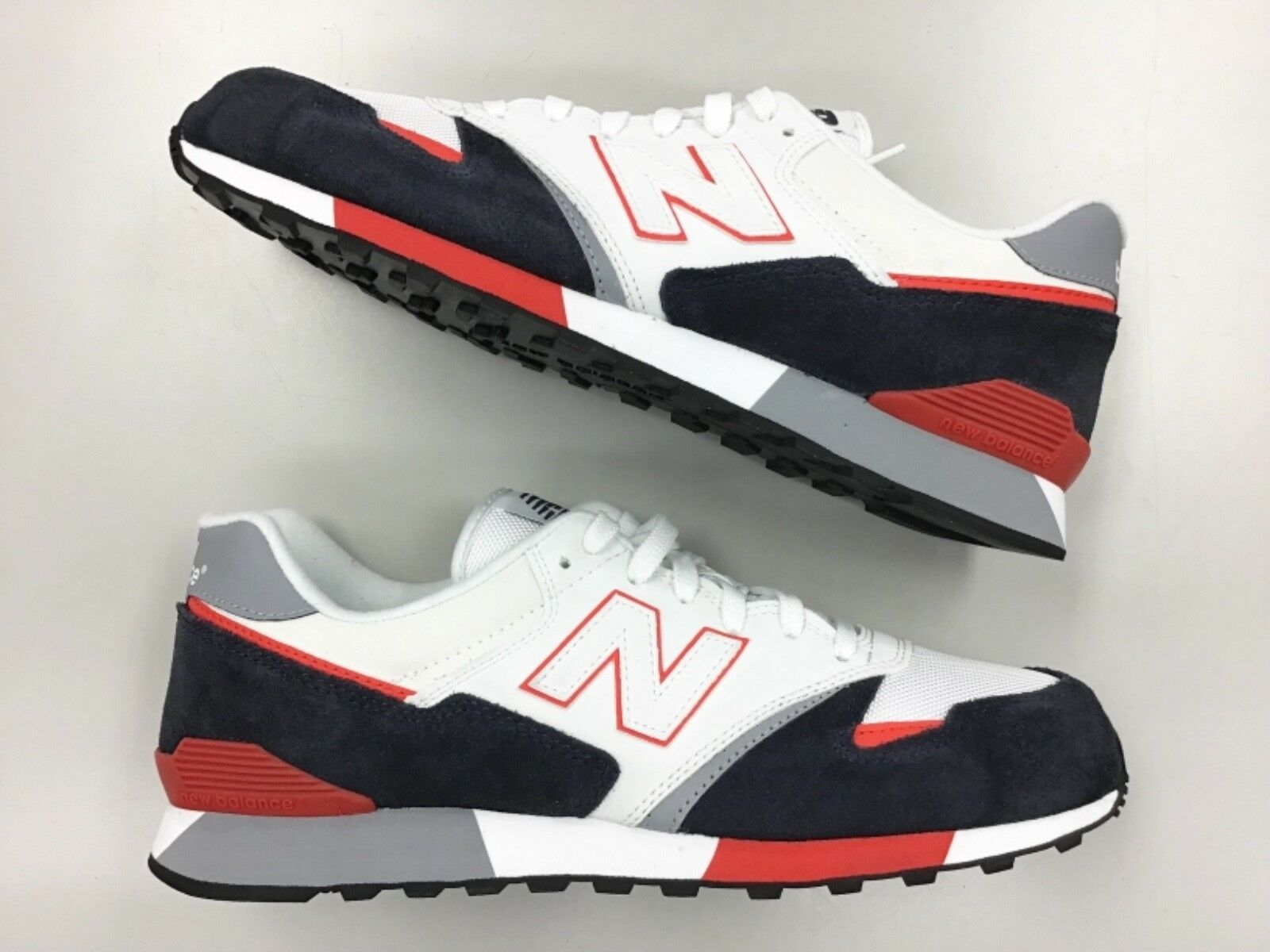 Brand new Men New Balance U446SNW Classic suede running shoes 9901235678