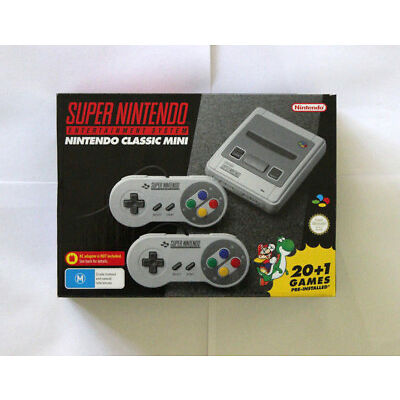 Nintendo Classic Mini Brand New - (same day shipping)